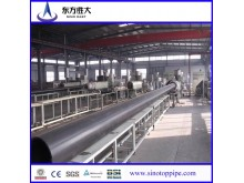 HDPE High Density PE Pipe for Water and Gas Supply